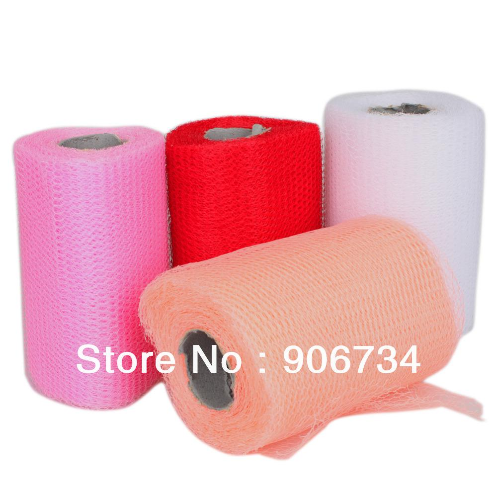 Online Cheap Low Price Wedding Decorations Tulle Roll Spool 6x100yd ...