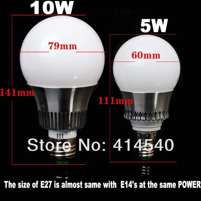 أحدث 5W 10W E27 LED ضوء RGB LED لمبة 900 التجويف تغير لون الهدايا E14 غلوب بقعة ضوء LED مصباح + Romote المراقب عيد الميلاد