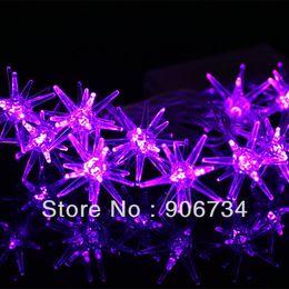 Argentina Nueva llegada al aire libre Fairy LED Star lámpara de luz de la secuencia para el banquete de boda del jardín de Navidad en venta 2013 supplier sales string lights Suministro