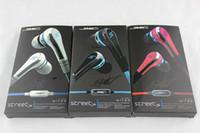 kulaklıklar mikrofonu yoksay toptan satış-Sıcak satış !! Ücretsiz Kargo Mini mikrofon ve sessiz düğme ile 50 cent SMS Ses 50 cent 50 Cent Kulak kulaklık kulaklık SOKAK 50 Cent