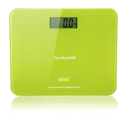 Wholesale Scale Kg - 180x0.1 KG Digital Body Scales Bathroom Health Body Weighing Scale for Human Fat Electronic Household Scales with Retail Box