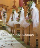 yardas de tul al por mayor-Nuevo Color Blanco Hermoso Tulle Spool Roll 18''X120 Yardas Artesanías Arco Decoración de la boda Evento Suministros para fiestas