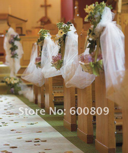 Nuevo Color Blanco Hermoso Tulle Spool Roll 18''X120 Yardas Artesanías Arco Decoración de la boda Evento Suministros para fiestas