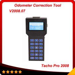 Wholesale Quality Nissan - Tacho 2008 Universal dash programmer 2008 tacho pro unlock version high quality and multi-langauge Free Shipping