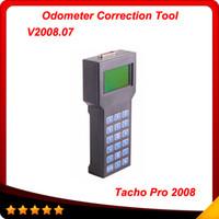 Wholesale Tacho Pro Mileage Odometer - Tacho pro 2008 Odometer Correction Universal Dash Programmer Unlocked version 2008.07 free shipping