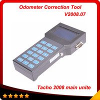Wholesale United Toyota - Universal Dash Programmer Tacho Pro 2008 main unite PLUS UNLOCK U2008 Mileage Correction free shipping