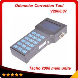 Wholesale Dash Polish - Universal Dash Programmer Tacho Pro 2008 main unite PLUS UNLOCK U2008 Mileage Correction free shipping