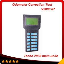 Wholesale Universal Audi - 2016 Unlock Version Odometer Correction Universal Programmer Super TACHO PRO 2008 main unite multi-language free shipping