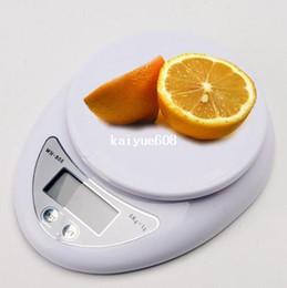Wholesale Kitchen Food Diet Postal - 1Pcs 5kg 5000g 1g Digital Kitchen Food Diet Postal Scale Weight Balance Promotion