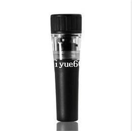 Wholesale Wine Stopper Vacuum Pump - Vacuum Sealed Wine Champagne Bottle Stopper Preserver Air Pump Sealer Plug WS1