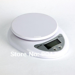 Wholesale Food Diet Scales - 1Pcs 5kg 5000g 1g Digital Kitchen Food Diet Postal Scale Weight Balance Household Scales