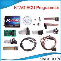 Wholesale Ecu Master - New Arrival KTAG K-TAG ECU Programming Tool ECU Prog Tool Master Version DHL Free Shipping