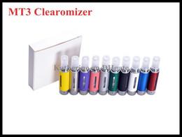 eGo MT3 Atomiseur EVOD Clearomizer Date eGo D Cartomiseur Multi-couleur Réservoir pour Cigarette Électronique E Cigarette E Cig Kit EVOD eGo-T Batterie ? partir de fabricateur