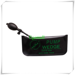 Chinese  High Quality KLOM New Bigger Air Wedge (black), lock pick, locksmith tools A230 manufacturers