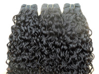 Wholesale New Star Brazilian Hair - new star brazilian curly hair weft queen hair curl weaves unprocessed natural black color 3 bundles human extensions can be dyed