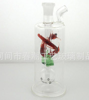 Wholesale Glass Jugs - Hookah Shisha multilayer glass jug
