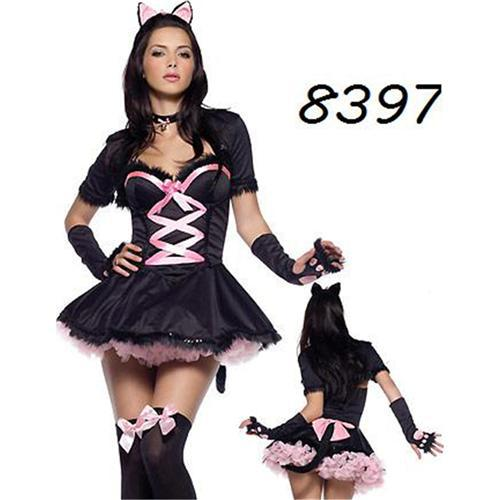 Cute Style Sexy Bunny Costumes Cheap Girls Dressing Up Costumes Short Sleeve Ball Gown Fancy Dress 8397 Group Themed Halloween Costumes Good Halloween ...  sc 1 st  DHgate.com & Cute Style Sexy Bunny Costumes Cheap Girls Dressing Up Costumes Short Sleeve Ball Gown Fancy dress 8397