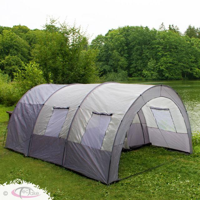 6 Man Tent & 6 Man Tunnel Tent - Best Tent 2017