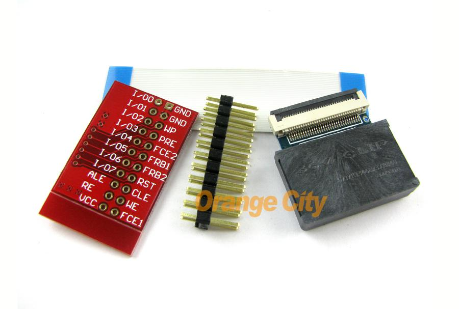 360-Clip 32pin 360 Clip 32pin - Strumento TSOP NOR FLASH universale PS3 / Progskeet / 360 kit di utensili senza saldatura