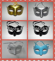 2016 new fashion Hot Sales Mens Mask Halloween Masquerade Ma...