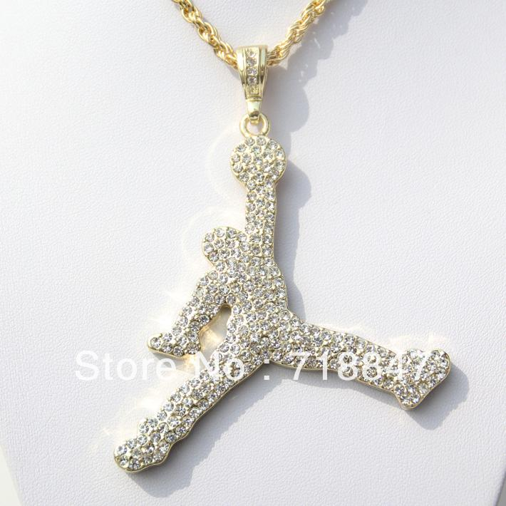 Big gold basketball pendant chain necklacehip hop bling bling big gold basketball pendant chain necklacehip hop bling bling jewelryn0175 chain necklaces cheap chain necklaces big gold basketball penda online with mozeypictures Images