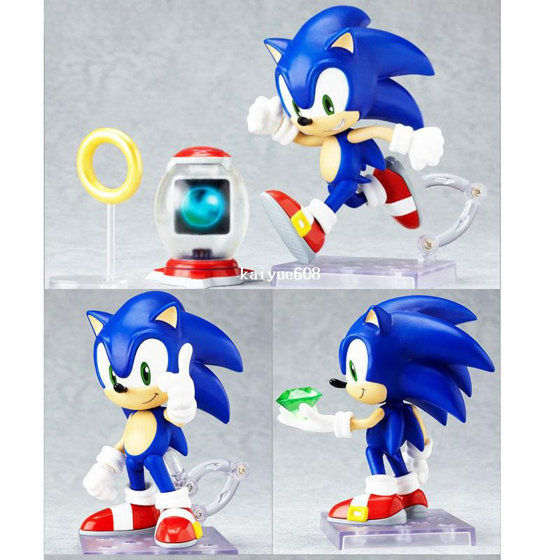 Kids Play With Sonic Exe Toys And Super Sonic Exe Toys: JP Anime Sonic The Hedgehog 214 Figure Super Sonic PVC