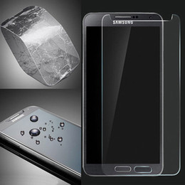 Wholesale Screen Protector S3 Retail - Retail New premium Explosion- Proof 9H 0.2MM 2.5D Tempered Glass Screen Protectors Films For Samsung galaxy S3  Mini i8190 Retail Packag