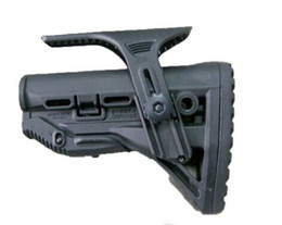 Wholesale fab defense - FAB Defense GL-Shock Absorbing Buttstock for M4 M16 Black(BK) free shipping