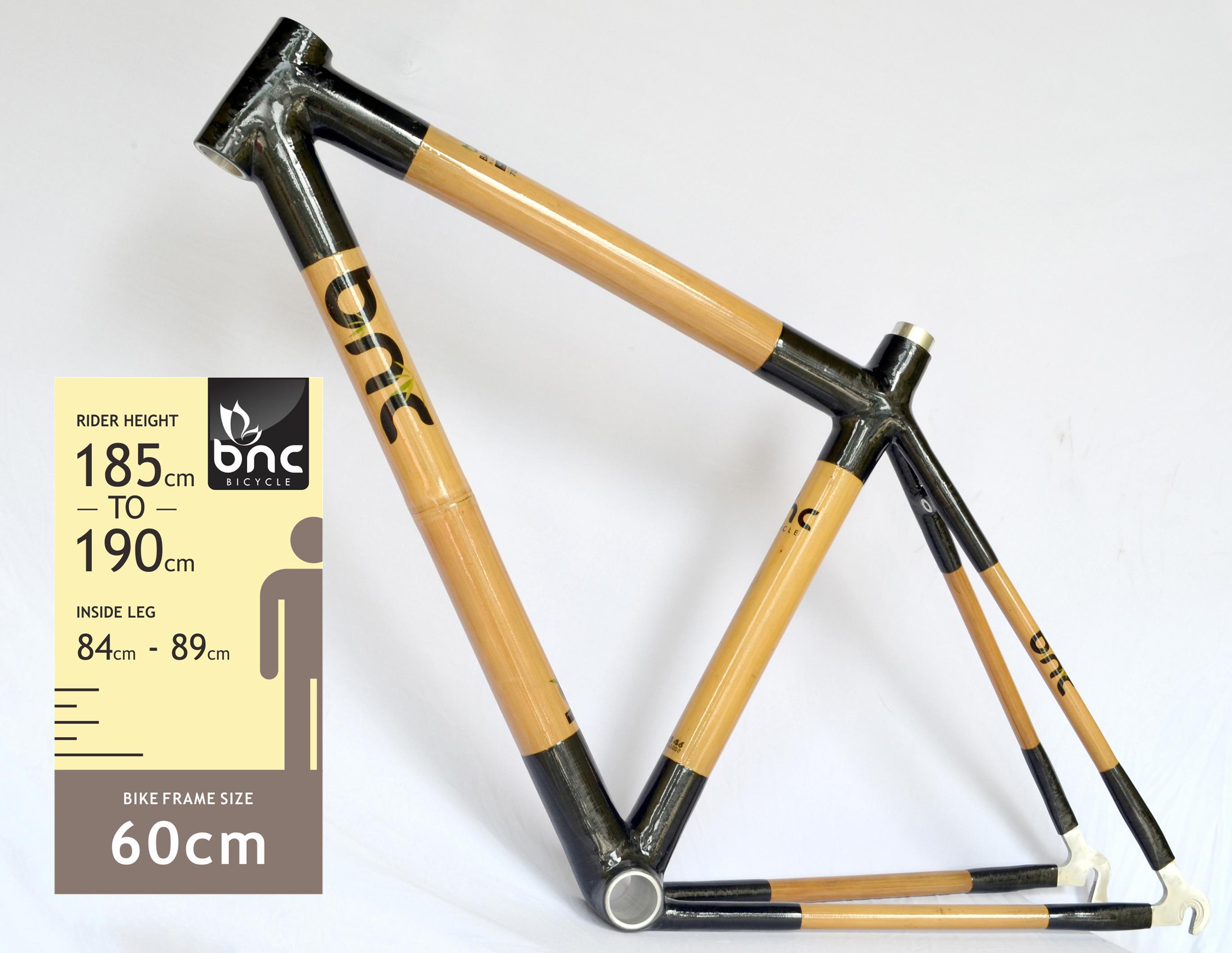 Großhandel 60cm Bambus Straßenrahmen Rq2360 Von Bncbike, $551.88 Auf ...
