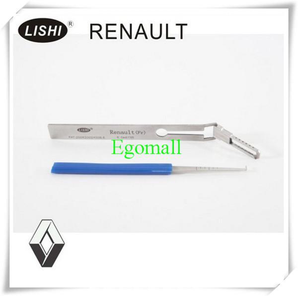 100% Genuie Lishi locksmith Tool Lock pick Lishi Picks RENAULT (Fr) A227