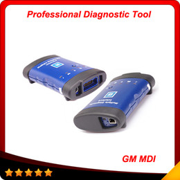 Wholesale Auto Mdi - 2015 new arrival for gm mdi super scanner Professional auto diagnostic interface for for all gm Super scanner free shipping