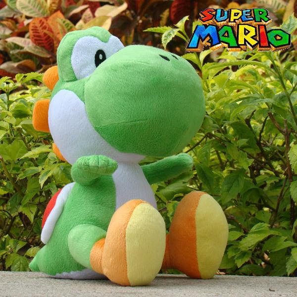 Compre Anime Super Mario Nueva 7quot Caracter Verde Yoshi