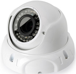 "Wholesale Cctv Lens Mm - Wholesale - New 1 4"" Color CMOS 800 TVL IR-CUT Filter 3.6 MM lens 36pcs Array IR LED Outdoor Indoor Dome Video Security CCTV Mini Camera"