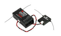 Wholesale Helicopter 7ch Radio - Free Shipping JR RD721 2.4Ghz 7ch DSM2 Receiver