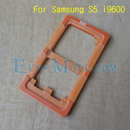 Wholesale Mould Molds For Lcd - Refurbishment Glueing Repair LCD Outer Glass Mould Mold Molds For SAMSUNG S5 I9600