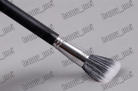 Wholesale 187 Brush - Free Shipping ePacket Newhot Makeup Foundation Brush 187 Brush With Plastic Bag!