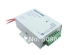 Wholesale Min Power Supply - free shipping ,110-240V 3A switch Power supply, Access Control Power Supply,min:5pcs