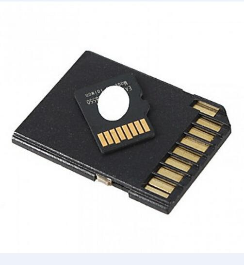 How to recover corrupted memory card files