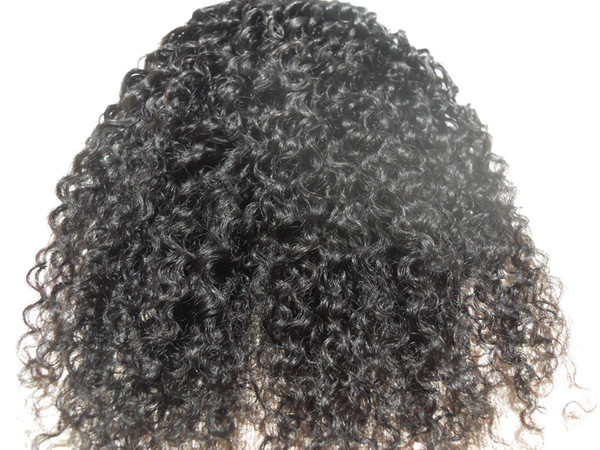 new star malaysia kinky curly hair weaves afro hair products natural black human hair extensions1 bundles one lot beauty weft