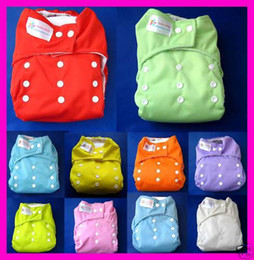 Wholesale Aio Cloth Diapers Large - FashionBaby AIO One Size Cloth Diapers + Inserts