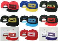 Wholesale Snapback Hats Wati B - Retail Adjustable Ball skateboard Caps WATIB hats hip hop snapback cap Wati B baseball cap snapbacks