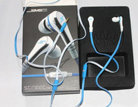 Wholesale Wholesale Price Chinese Tablets - mini 50 Cent Earphones SMS Audio Street by 50 Cent Headphone In-Ear Headphones Factory Price for Mp3 Mp4 Cell phone tablet EMS DHL Free