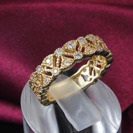 $enCountryForm.capitalKeyWord Canada - 2014 New Design 18K gold plated rhinestone crystal rings fashion jewelry cute gift free shipping Top quality