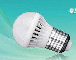Wholesale Cost Led Lights - High Cost Performance 3W LED bulbs 85-265V 300LM E27 Dimmable Factory Direct 3 years warranty 5730 5630 led indoor lights