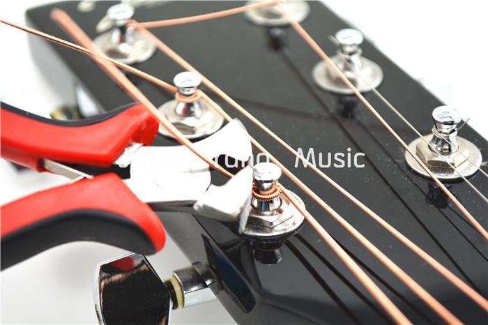 الغيتار سلسلة كتر الغيتار الحنق القراص الغيتار جسر دبابيس بولير LUTHIER أداة شحن مجاني / بيع بالجملة