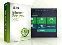 AVG Internet Security 2017 Antivirus Software 1 ano 3PC CÓDIGO