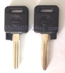 Wholesale Shell Key Car Nissan - KL29 free shipping car key blank for Nissan key shell car key case with uncut blade high quality
