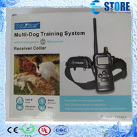 Wholesale Products For Hunting - ( for 1 dog)1000M 100% Waterproof Rechargeable Remote Dog Training Collar Hunting Outdoors anti bark training collar,wu