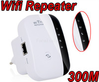 Compra Amplificatore Wifi Esterno-Wireless N Wifi AP Repeater 802.11n Wireless Router Trasmettitore Gamma di segnale Amplificatore Booster Amplificatore 300Mbps Outdoor 300M Interno 100M