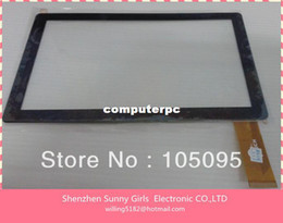 "Wholesale Screen Panel Allwinner - Wholesale-7"" 7Inch Capacitive Touch Screen PANEL Digitizer Glass Replacement for Allwinner A13 Q88 Q8 Tablet PC pad A13 Free Shipping"